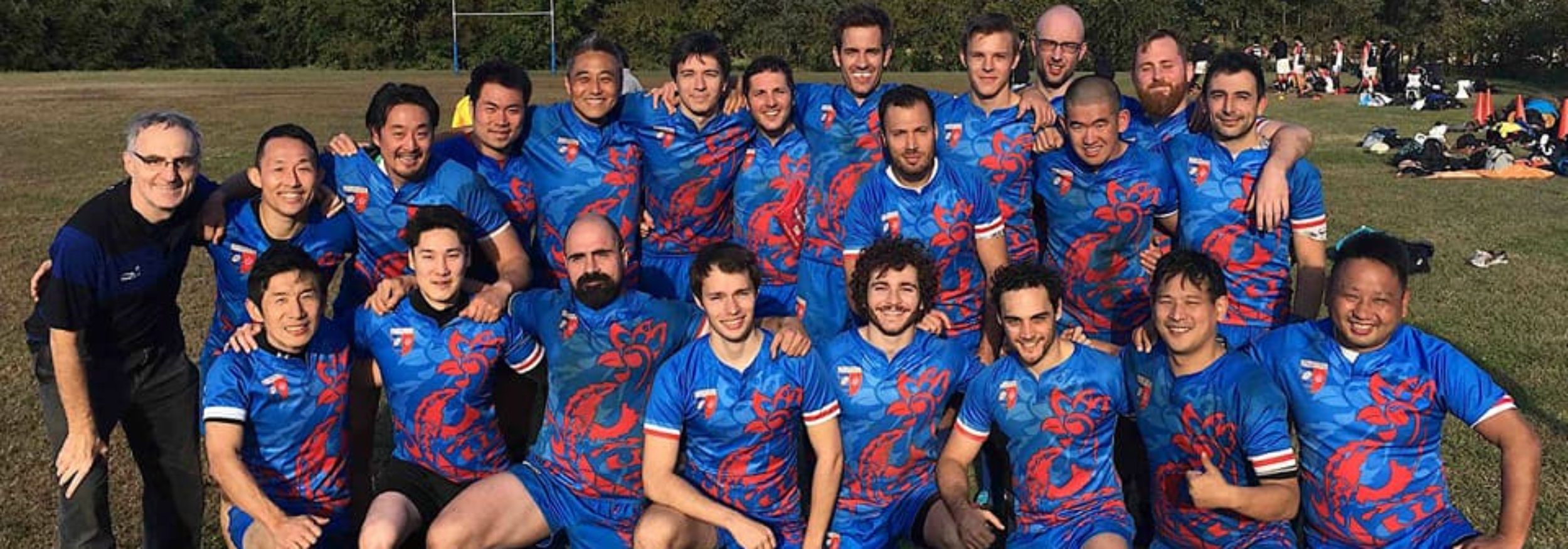 All France Rugby Club, the French Rugby Club in Tokyo